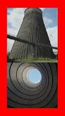 ブルガリアのエベン・エゼルの塔(通称パワープラントIM)