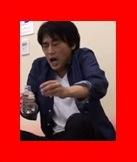 アメトーク ビビリ-1グランプリ 楽屋で突然の物音に驚く村上健志(フルーツポンチ)