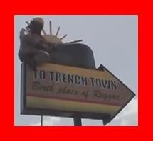 クレイジージャーニーでのジャマイカ取材トレンチタウン