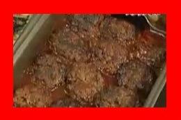 小椋久美子が有吉反省会で作ったパーティメニューの煮込みハンバーグ
