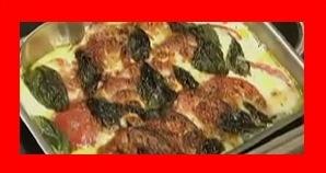小椋久美子が有吉反省会で作ったパーティメニューのモッツァレラチーズとトマトのオーブン焼き