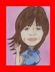有吉反省会で中村繁之が描いた大久保佳代子の似顔絵
