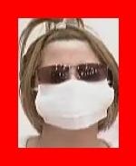 ロンハーですっぴん公開した矢口真里のすっぴん顔(サングラス・マスク)
