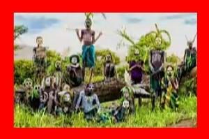 ヨシダナギ、スリ族を撮影、クレイジージャーニー