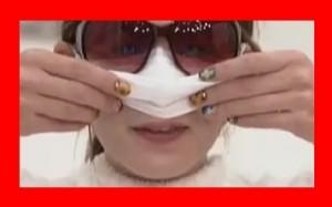 ロンハーですっぴん公開したスザンヌのすっぴん顔(生唇)