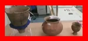 怒り新党 港区港博物館の縄文土器、弥生土器、土師器